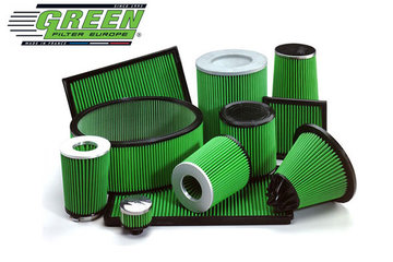 Green vervangingsfilters