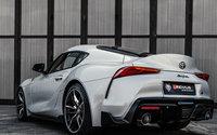 Agressief race-geluid met de Remus sportuitlaat voor de nieuwe Toyota Supra GR vanaf 2017-