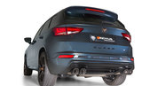 Seat Ateca [5FP] Remus GPF-Back systeem L/R dubbele uitgangen