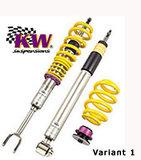 variant 1 KW schroefset Volkswagen Polo 6R Zonder sport-select inc. WRC 10281016