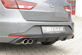 Rieger rear skirt insert_