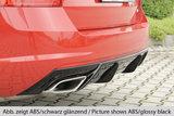 Rieger diffuser Skoda Octavia RS