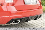 diffuser Skoda Octavia RS