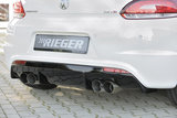 "Rieger rear skirt insert for ""R-Line"" & ""GTS""_"