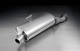Mercedes SLK (R170) 96-04 VOORDEMPER