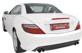 Mercedes SLK (R172) 11- EINDDEMPER LINKS
