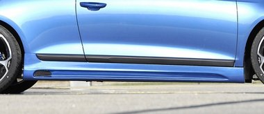 Rieger side skirts left/right Scirocco