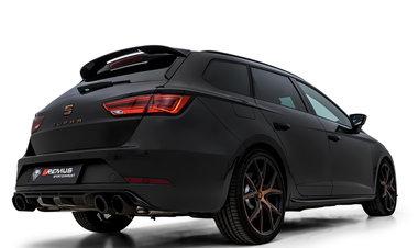Remus sportuitlaat Seat Leon [5F] facelift 17- Cupra ST