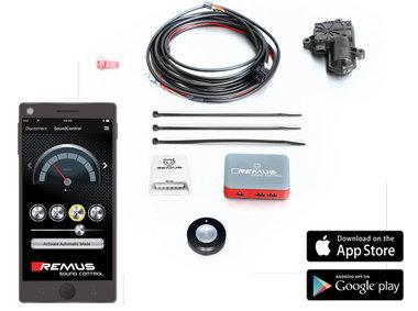 Remus sound control app Peugeot 308 II 15-