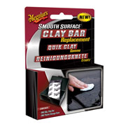 Meguir's Smooth Surface Clay Bar Replacement