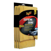 Supreme Shine Microfiber Towels