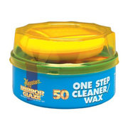 Cleaner Wax One Step Paste