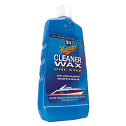 Cleaner Wax One Step Liquid