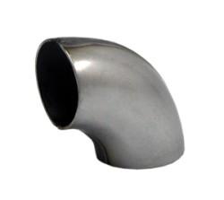 Knik RVS 90 graden Ø 44,5mm (1,75 inch)
