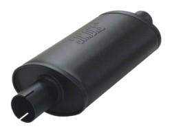 SIMONS Demper Small 51 Ovaal 100/165 mm, lengte 320 mm Ø 50,8mm (2,00 inch)