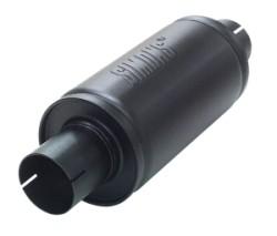 Demper Handy 63 rond 125 mm, lengte 250 mm Ø 63,5mm (2,50 inch)