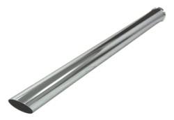 Buis verchroomd Scherp, lengte 1150 mm Ø 63,5mm (2,50 inch)