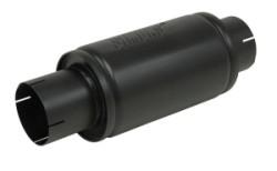 Demper Grandonett 89 Rond 140 mm, lengte 250 mm Ø 89mm (3,50 inch)