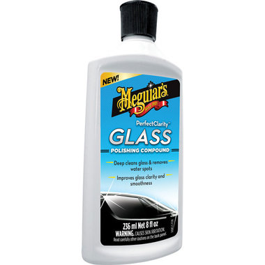 Perfect Clarity Glass Polishing Compound