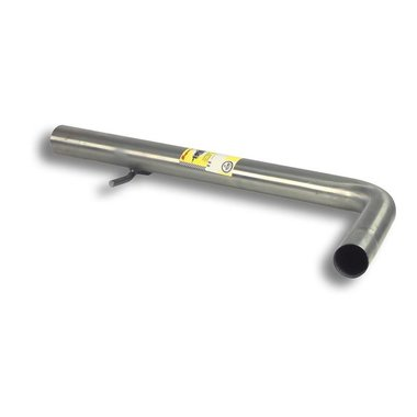 AUDI A3 8L -> '02 Centre pipe Stainless steel