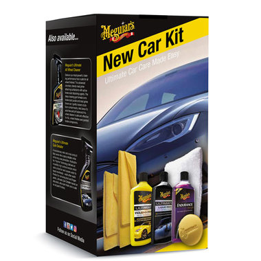 Meguiar's Car Kit