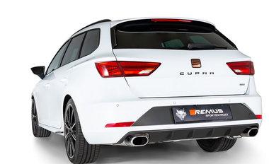 Cupra ST GPF-back-system L/R uitgang