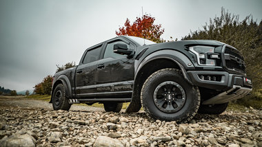 Ford F150 Raptor Pick-Up 17- Remus Racing cat-back-system