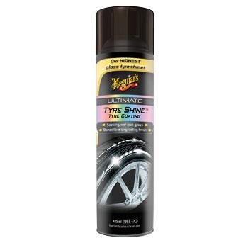 Meguiar's Ultimate Tire Shine banden spray