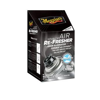 Meguiar's Air Refresher - Black Chrome