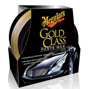 Meguiar's Gold Class Carnauba Plus Premium Paste Wax