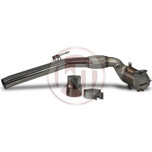 WAGNER Downpipe for VAG 1,8-2,0TSI  (132KW-206KW)